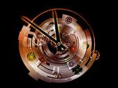 Clockwork vizyonu — Stok fotoğraf