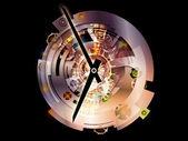 Vision of Clockwork — Stock Photo