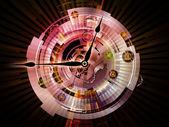 Cool Clockwork — Stock Photo