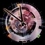 Computing Clockwork — Stock Photo #18149979