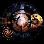 Numbers of Clockwork — Stock Photo #18149875
