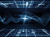 Advance of Technology — Stock Photo