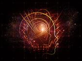 Paden van intelligent leven — Stockfoto