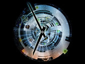 Toward Digital Clockwork — Stock Photo