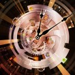Clockwork Connections — Stock Photo