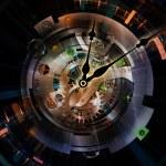 Clockwork Internals — Stock Photo