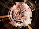 Clockwork Connections — Stock Photo