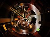 Clockwork Design — Stock Photo