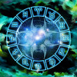 Foto Stock: Astrology Background