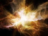 星雲の可視化 — ストック写真