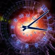 Clock universe — Stock Photo #18752479
