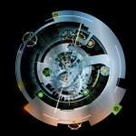 Clockwork Visualization — Stock Photo #18755719