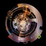 Clockwork Technologies — Stock Photo