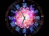 Frazioni di tempo — Foto Stock