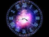 Sfondo orologio — Foto Stock