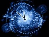 Meccanismo di tempo — Foto Stock