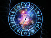Nebulosas de zodíaco — Foto Stock