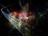 Toward Digital Cosmos — Stock Photo