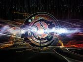 Spirit of Digital Processing — Stock Photo