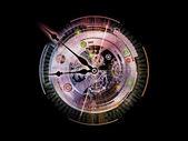 Toward Digital Clockwork — Stock Photo