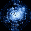 Clock nebulae — Stock Photo #18988637