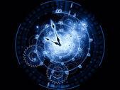 Clock nebulae — Stock Photo