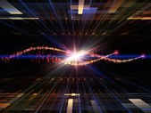 Speed of Technology — Stock Photo