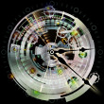 Clockwork Lights — Stock Photo