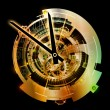 Computing Clockwork — Foto de Stock