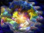 Unfolding of Dream — Stock Photo