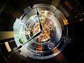 Way of Clockwork — Stock Photo