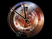Clockwork Computing — Stock Photo