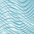 Light Fractal Waves - Stock Photo