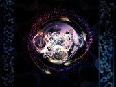 Synergii technologii — Zdjęcie stockowe