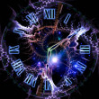 Stock Photo: Space of time