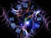 Espacio de tiempo — Foto de Stock