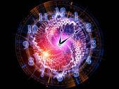 Clock universe — Stock Photo