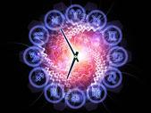 Tiempo del zodiaco — Foto de Stock