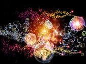 音楽のエネルギー — ストック写真