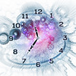 Stock Photo: Time dynamic