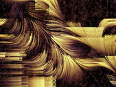 Conceptual Motion — Stock Photo