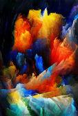 Elements of Fractal Dreams — Stock Photo