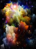Inner Life of Fractal Dreams — Stock Photo