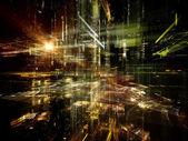 Layers of Technology — Stock Photo