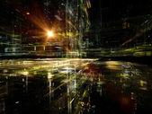развитие технологии — Стоковое фото