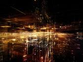 Aceleración de la tecnología — Foto de Stock