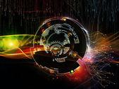 Digital Processing Technologies — Stock Photo