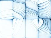 случайного геометрия — Стоковое фото
