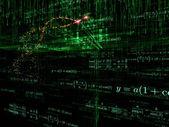 Mathematics Composition — Stock Photo