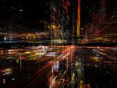 Szybsza technologii — Zdjęcie stockowe